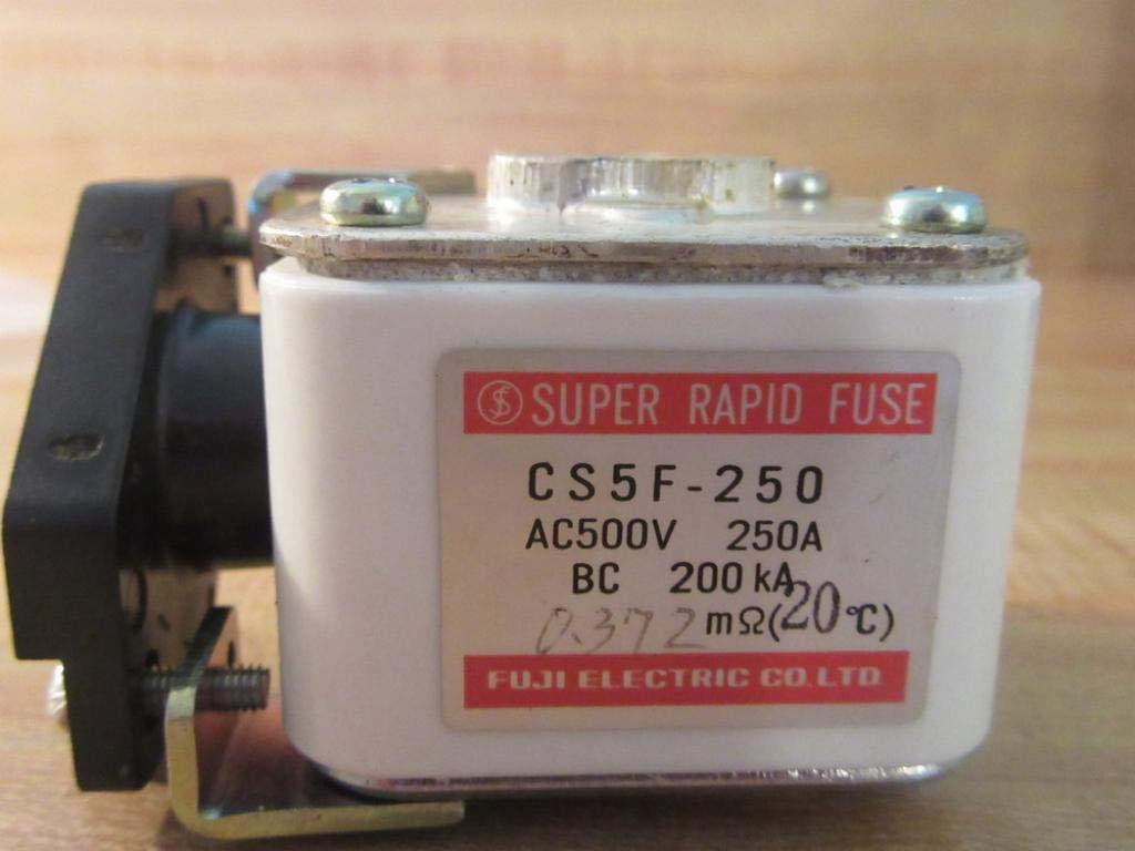 New! Fuji Electric Super Rapid Fuse CS5F-250