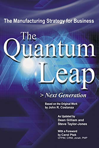 The Quantum Leap: Next Generation (Demand Forecasting In Production And Operations Management)