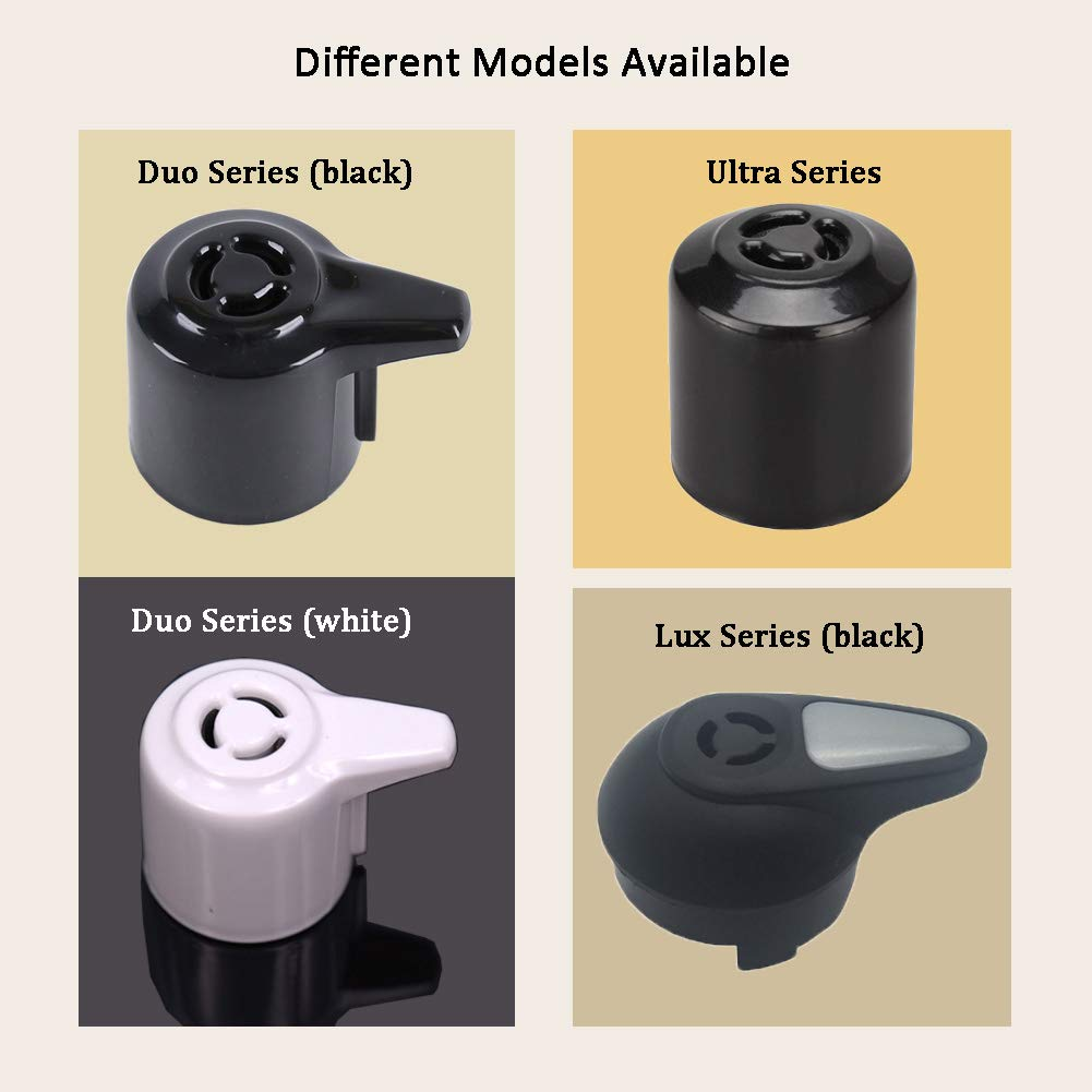 Steam Release Handle for Instant Pot Ultra 3, 5, 6, 8 Qt Quart NeoJoy Steam Release Valve Replacement Accessories