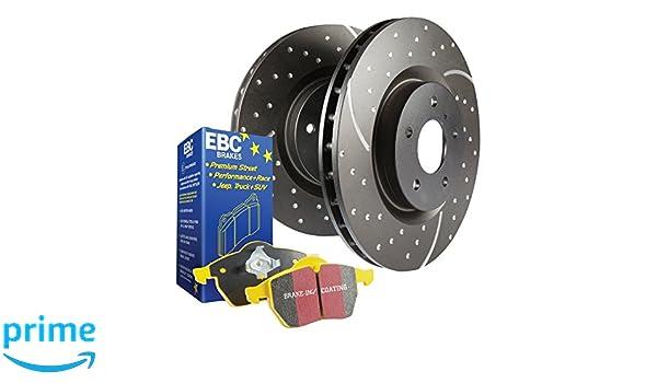 EBC Brakes DP4781//2R Yellowstuff Street And Track Brake Pads