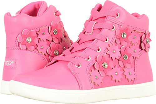 UGG Kids Girl's Schyler Petal (Little Kid/Big Kid) Pink Azalea 6 M US Big Kid -