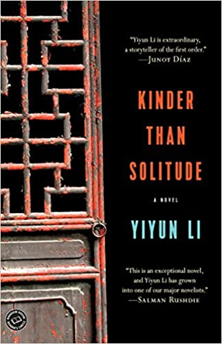 Kinder Than Solitude A Novel Amazon Fr Yiyun Li Livres
