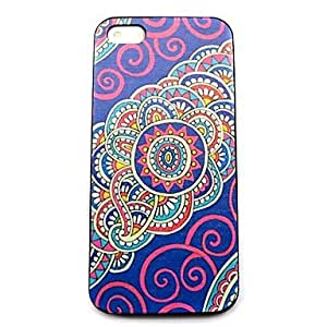 GJY Aztec Pattern Hard Case for iPhone 4/4S