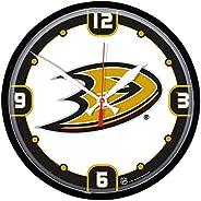 NHL Round Wall Clock