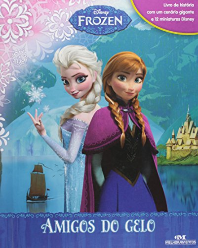 Disney Frozen. Amigos do Gelo