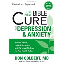 New Bible Cure for Depression & Anxiety, The: Written by Dr. Don Colbert, 2009 Edition, Publisher: Strang Communications [Paperback]