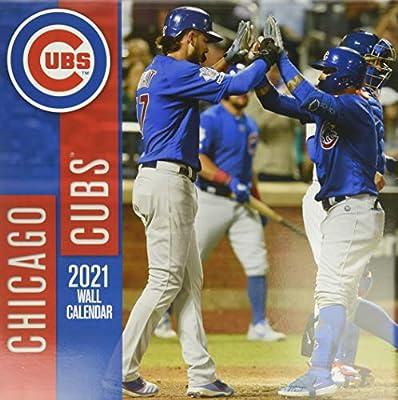 2021 Chicago Cubs Calendar Photos