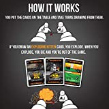 Exploding Kittens Card Game - Nsfw