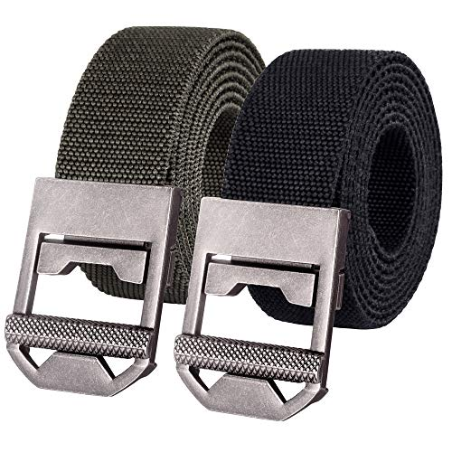 """Elastic Canvas Web Belt 
