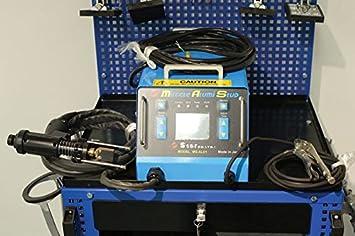 Power-Tec 92167 Gas/eléctrico Soldador de Aluminio de Milagro: Amazon.es: Coche y moto