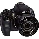 Sony HX400V/B 20.4 MP Digital Camera (International Mode) No Warranty