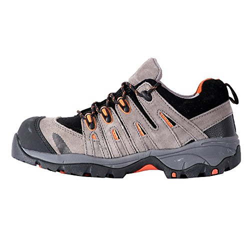 Industrial Gray Work Shoe W CT Hiker MR41309 Orthotic Womens 5 McRae 9 dfAx1wZd