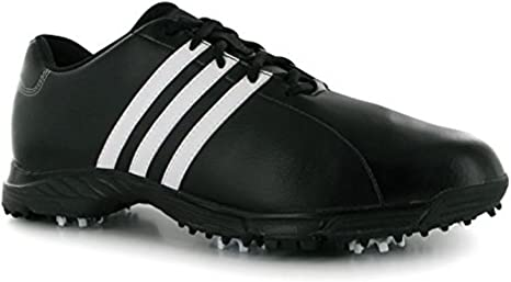 adidas Mens Golflite Golf Shoes Black