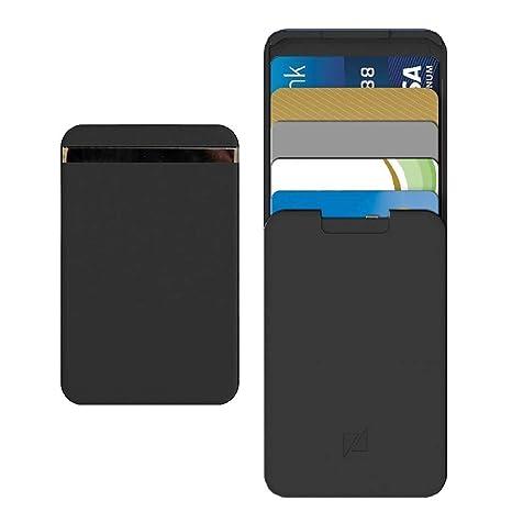 88a4191174a Lomsarsh Nouveau paquet de carte de crédit Anti-side Wallet Action Wallet  Titulaire de la