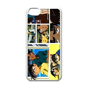 Detective Conan For iPhone 5C Custom Cell Phone Case Cover 98II655845