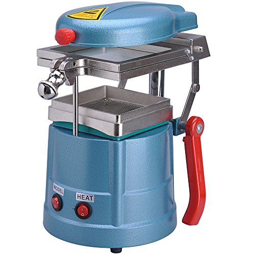 Price comparison product image AW Pro Dental Vacuum Forming Machine1000W Power Former Heat Molding Tool w/ Steel Balls Lab Equipment