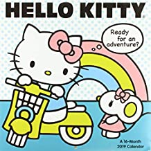 Hello Kitty 2019 Calendar 9781635718003 Amazon Com Books