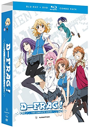 D-Frag: Complete Series [Blu-ray/DVD Combo] (Limited Edition)