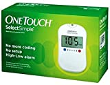 blood sugar monitor breeze - One Touch Select Simple Blood Glucose Monitoring System