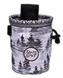 Pure Grit Sub Alpine Rock Climbing Chalk Bag (USA made)