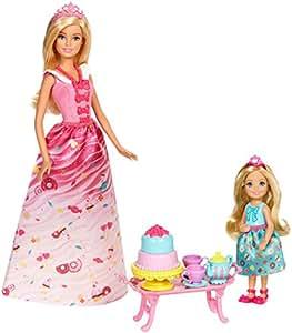 Barbie Dreamtopia Sweetville Kingdom Princess Tea Party