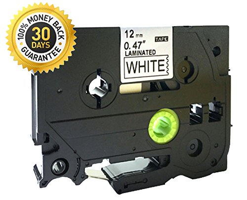 Brother Tz Tape Cartridge - NEOUZA 1PK Black on White Label Tape Compatible for Brother TZ TZe 231 TZ-231 TZe-231 P-Touch 12mm x 8m Black on White
