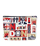 Harrods of London England Iconic London Travel Pouch