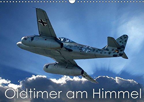 Oldtimer am Himmel (Wandkalender 2018 DIN A3 quer): Flugzeugoldtimer - Ein lebendiges Stück Technikgeschichte am Himmel (Monatskalender, 14 Seiten ) ... [Kalender] [Apr 11, 2017] Robert, Boris