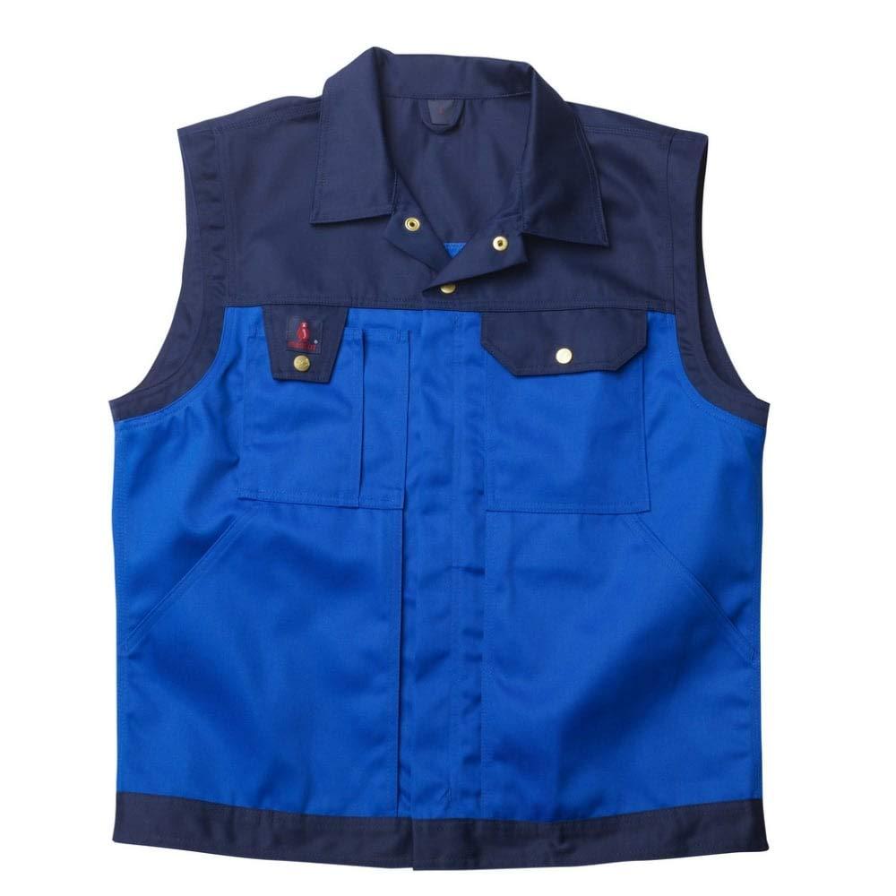 00990-430-1101 kornblau//marine Mascot Prato Waist Mantel Kittel XL