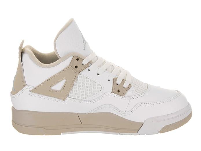 Jordan 4 Retro BP 'Linen' - 487725-118 - Size 10.5 - ijb4KW