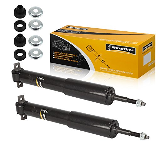 (Maxorber Front Left Right Shocks Struts Absorber Compatible with Ford F-150 Expedition,Lincoln Navigator 97-04 Replacement for Ford F-250 1997-1999 Shocks Absorber 344367)