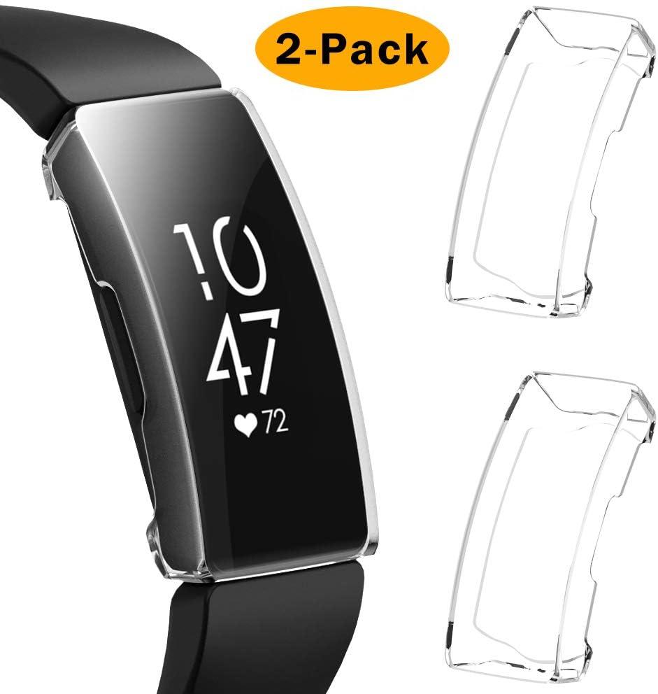 Carcasa de parachoques para Inspire HR Smartwatch