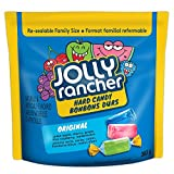 JOLLY RANCHER Hard Christmas Candy, Stocking Stuffer, 360 Gram