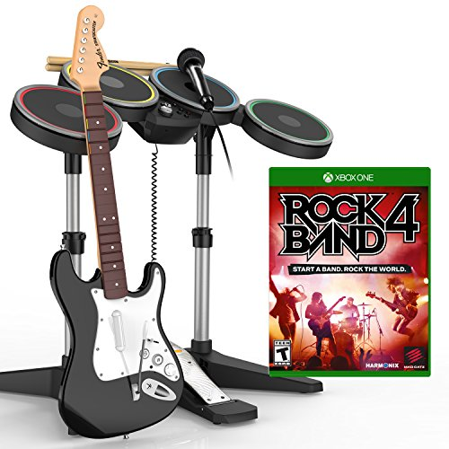 9 best rock band 4 xbox one bundle for 2019