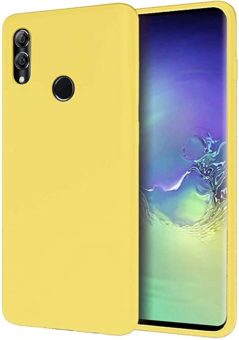 KSHOP Funda para Huawei Honor 10 Lite/P Smart 2019 Silicona ...