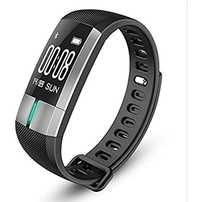 LL-Smart band Heart rate Blood Pressure ECG Monitor Smart Wristband Activity Tracker Estimated Price £62.00 -