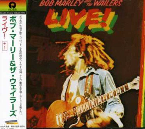 Live: Bob Marley & the Wailers by Universal Japan