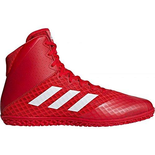 回想メルボルン許可(アディダス) adidas メンズ レスリング シューズ?靴 Mat Wizard 4 Wrestling Shoes [並行輸入品]