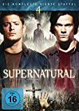 Supernatural - Staffel 4 [Alemania] [DVD]