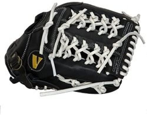 Vinci Pro 22 Series AB7400-22 Black with White Lace 13 inch Baseball Glove