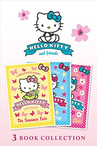 book cover of Hello Kitty and Friends: Books 1-3