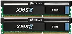 XMS3 8GB  2x4GB  1333