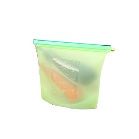 Amazon.com: Pyd bolsas de aspiradora sello bolsa Silicona ...