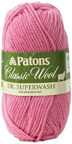 Spinrite Wool Classic - Spinrite Classic Wool DK Yarn, Pink