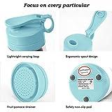 Electric Blender Mini Portable Personal Size Juicer