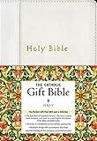 The Catholic Gift Bible, Harper Bibles Staff, 0061808156