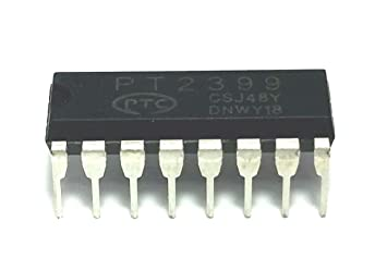 10 piezas de PT2399 Echo Delay Chip IC DIP Procesador PTC Audio Stompbox: Amazon.es: Instrumentos musicales