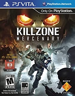 Killzone: Mercenary - PS Vita [Digital Code] (B00GGURCU4) | Amazon price tracker / tracking, Amazon price history charts, Amazon price watches, Amazon price drop alerts