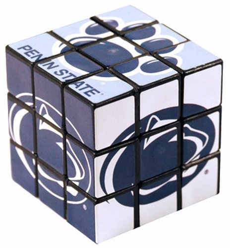 NCAA Penn State Nittany Lions Toy Puzzle Cube
