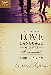 The One Year Love Language Minute Devotional (The One Year Signature Series)